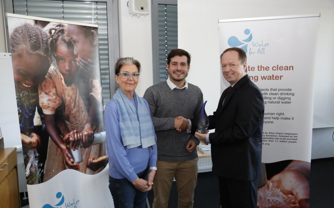 "Water for All ""Award 2015"""