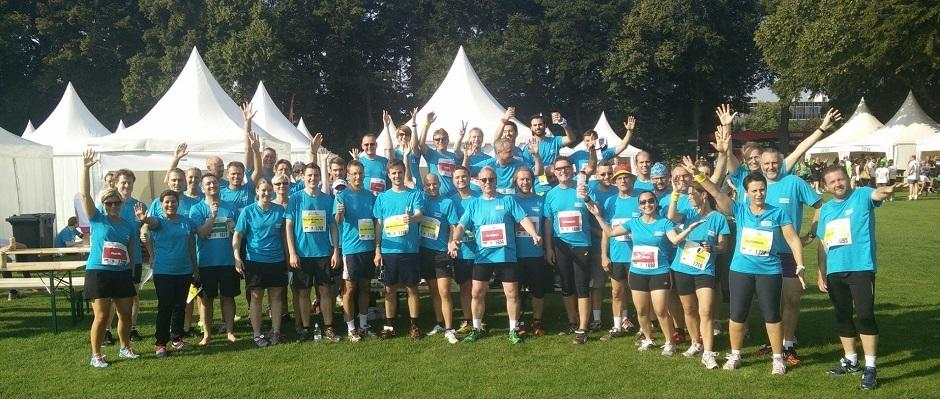 HRS Business Run in Köln am 13.08.2015