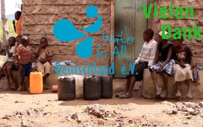 Video zum laufenden Projekt in Kenia
